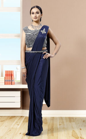 Readymade Saree Gown